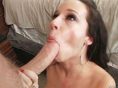 анальный секс с красивой девушкой