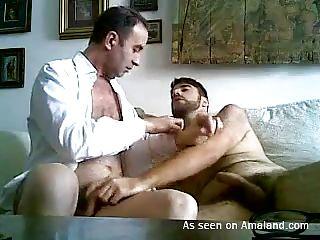 Домашнее гей порно онлайн