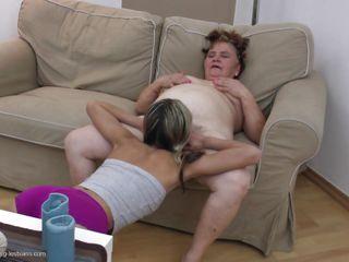 Порно зрелые мжм