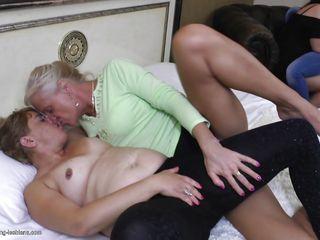 Порно старых пар