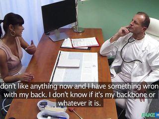 Фейк доктор порно
